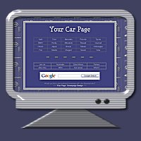 Click Here - Car Theme